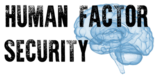 Human Factor Security